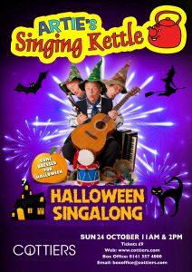 hallowwen singalong cottiers