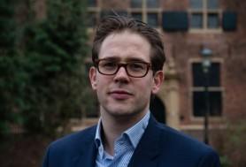 """Paul de Rook: """"Ik vind het een mooie gedachte om Groningen te benaderen als één groot festival"""""""