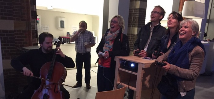 De Nacht 2015 | Cello Fortress / Joost van Dongen