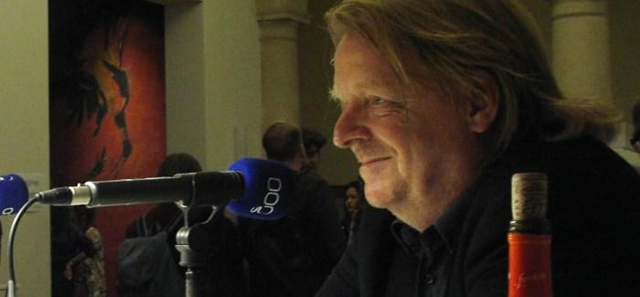 "De Nacht 2015   Goffe Jensma: ""Je moet je eigen cultuur dynamiek verschaffen in een globale context."""