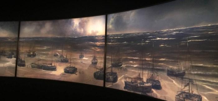 """Harrie van Ham: """"Mesdag richtte zich echt op de zee."""""""