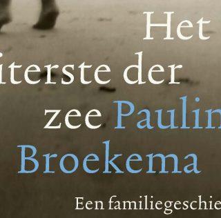 """Pauline Broekema: """"Hoe ga je om met het gegeven dat bijna niemand van je familie meer in leven is?"""""""