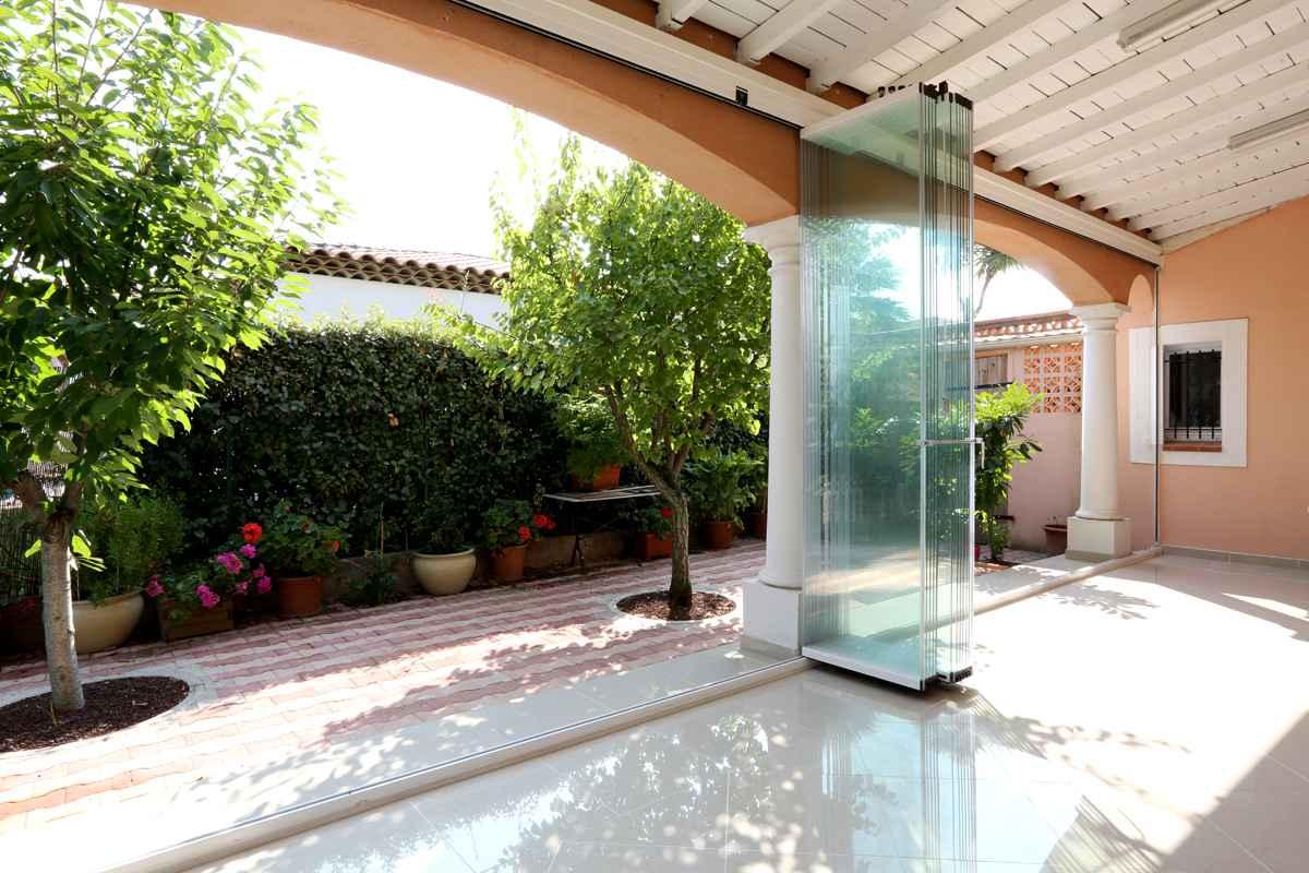 rideau de verre fermeture panoramique