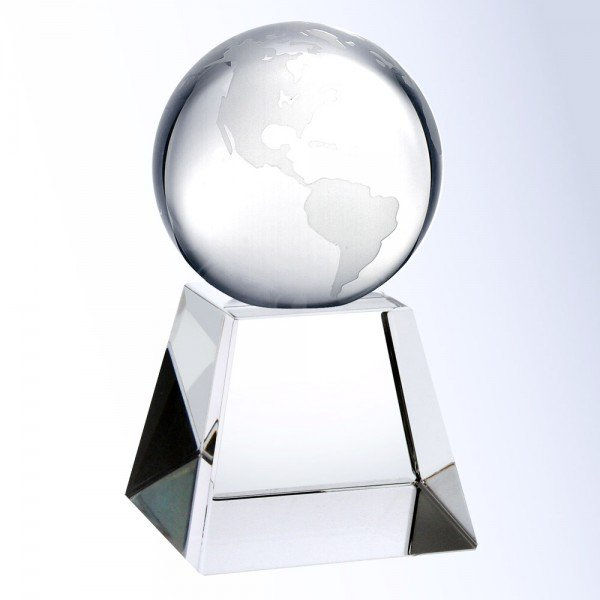 Top of the World Globe - extra small