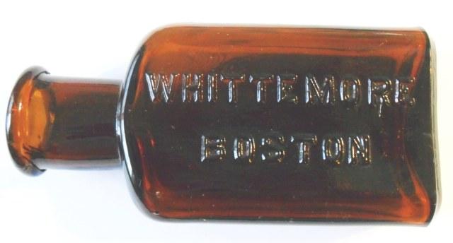 Whittemore / Boston/ French Gloss in dark amber