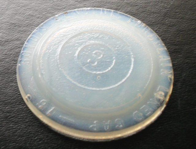 Boyd insert - semi-translucent