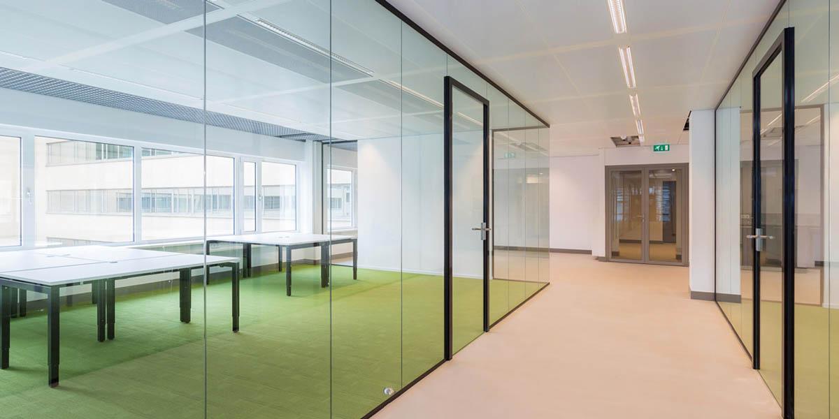 parois en verre pour bureaux l glassdesign