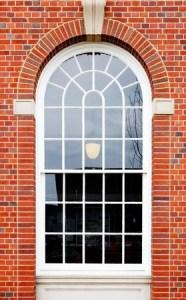 devis fenêtres plein cintre avec double vitrage