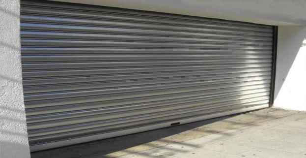 rideau metallique garage