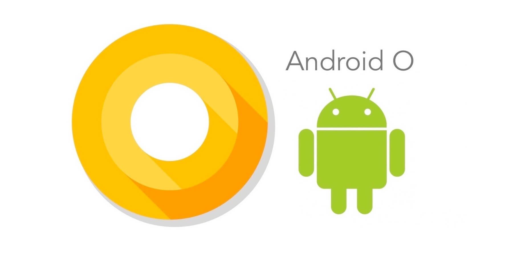 Android O Logo glassgsm suceava