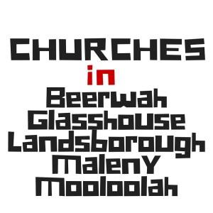 Churches in Beerwah