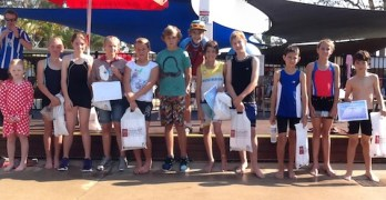 The Ngun Ngun Triathlon Club's first Kids Triathlon