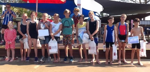 Ngun Ngun Triathlon Club First Kids Triathlon