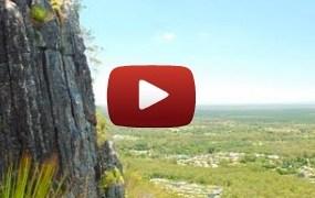 Climbing Mt. Ngungun