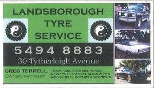 Landsborough Tyre Service