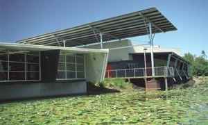 The Beerwah Library during September 2012