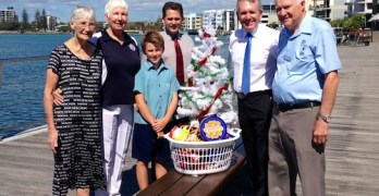 2013 St Vinnies (Caloundra) Christmas Appeal – Local Appeal