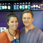 Leanda and Craig from The Healthy Guru 2014