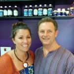Leanda and Craig from The Healthy Guru 2014