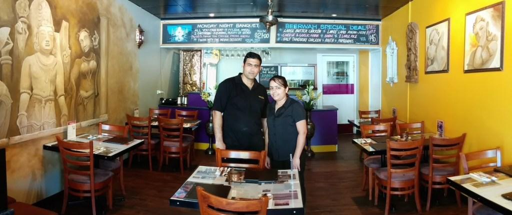 Maulik and Manisha Bombay Bliss in Beerwah 2014