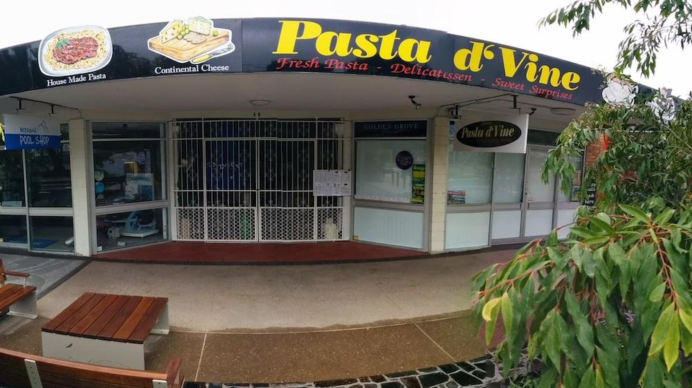 Pasta D'Vine Beerwah 2014 Shopfront