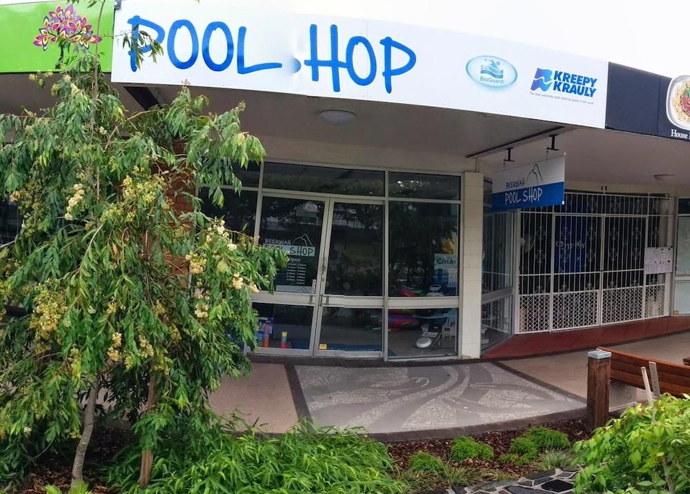 Pool Shop Beerwah 2014