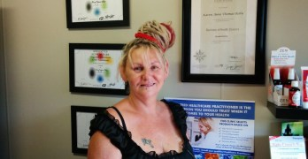 Meet the Shopkeeper: Kaz Thomas from Soulqi Acupuncture and Massage