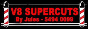 300x100 V8 Supercuts
