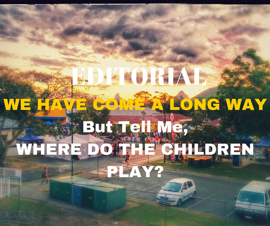 Beerwah Where to the children play
