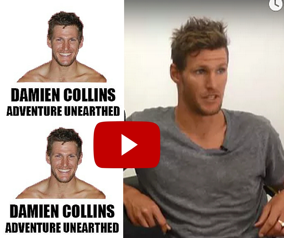 Damian Colins YouTube
