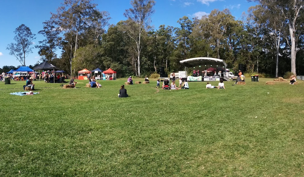 PANO Stage and Moofest in Mooloolah 20150905