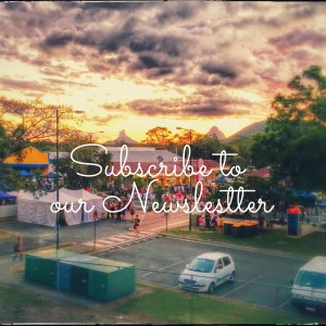 Subscribe to our Beerwah Newsletter