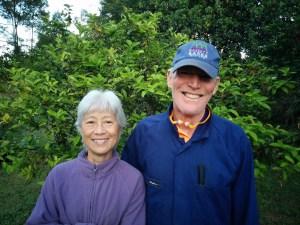 Meet Les and Marji Nicholls from Sandy Creek Organic Farm