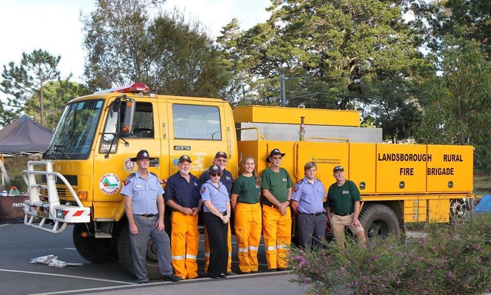 Rural Landsborough Rural Fire Brigade