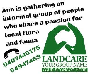 Join a New Land Care Group