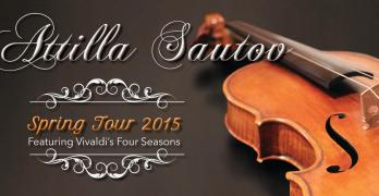 Attilla Sautov Spring Tour 2015
