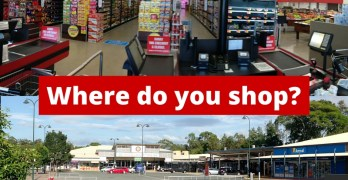 Where do you shop? ALDI, IGA, Woolworths, Coles or CostCo?