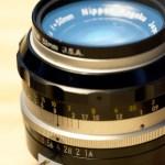 My old 50mm 1.4 by Joe Clark www.glasslakesphotography.com