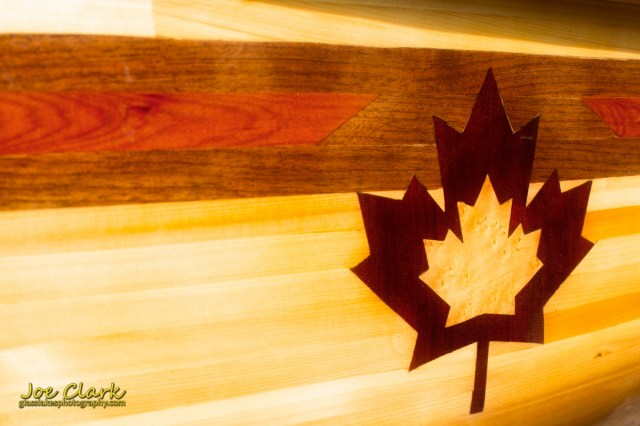 Exterior Maple Leaf by Joe Clark
