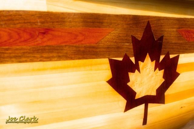 Exterior Maple Leaf by Joe Clark