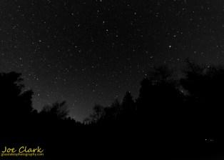 headlands, emmet county, michigan, dark sky park, stars, night, sky,