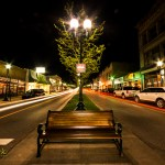 Mitchell Street downtown Petoskey photographer Joe Clark