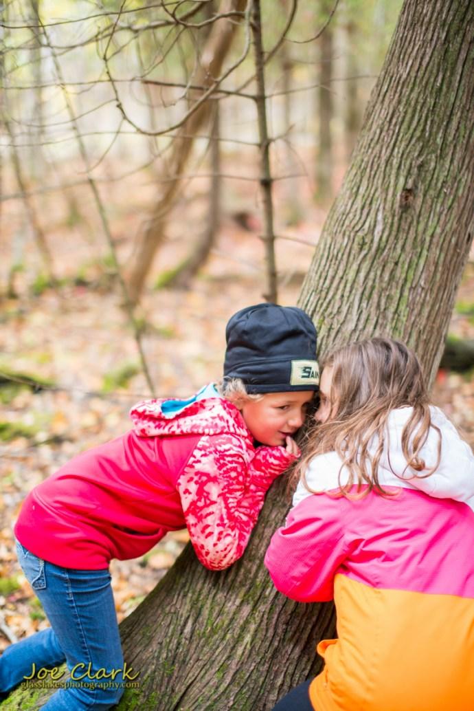 Outdoor education little traverse conservancy Joe Clark Petoskey Photographer