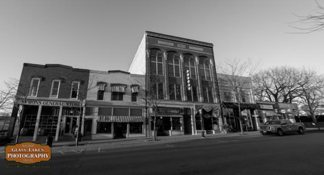 Russel Boots Symon's American spoon downtown Petoskey photographer Joe Clark