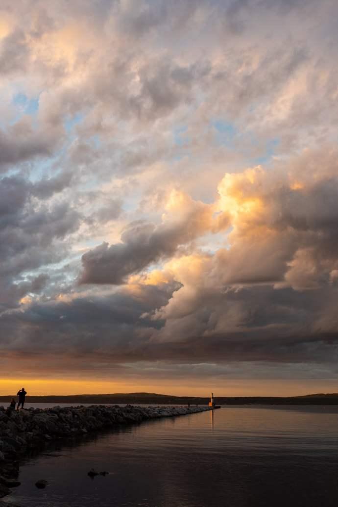 Petoskey Sunset 6-4-18