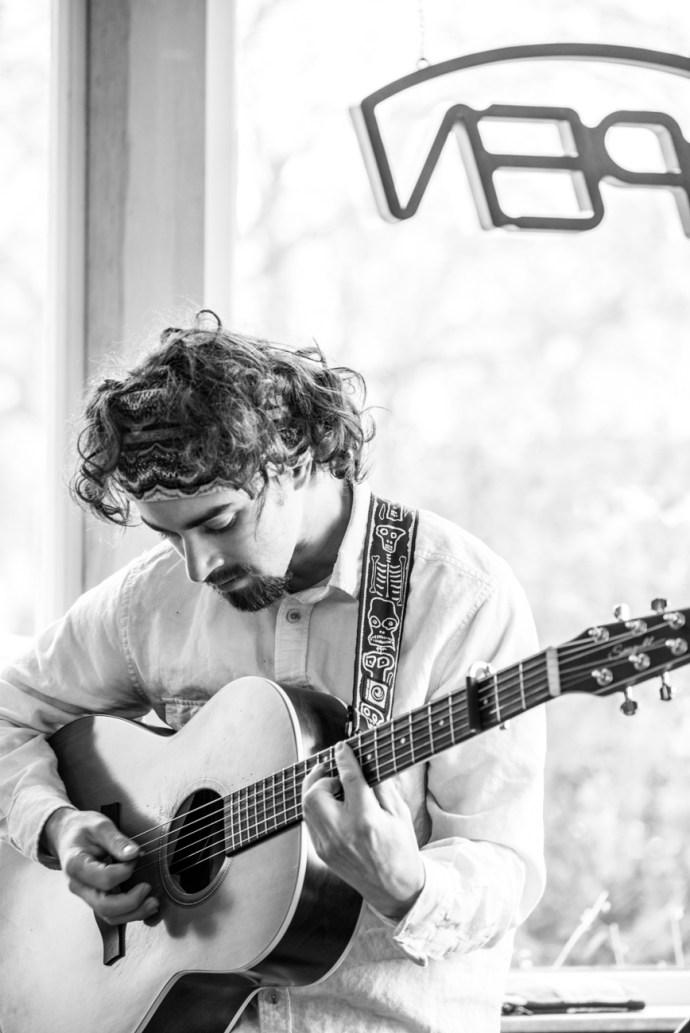Musician. By Joe Clark.