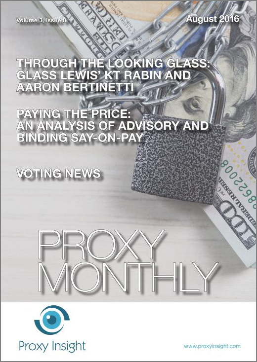 Proxy Monthly Interview with KT Rabin and Aaron Bertinetti ...