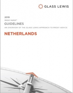 2019 Policy Guideline Updates: Netherlands, Germany, and ...