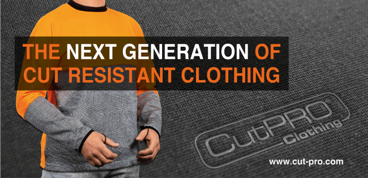 Cut Resistant Clothing CutPro
