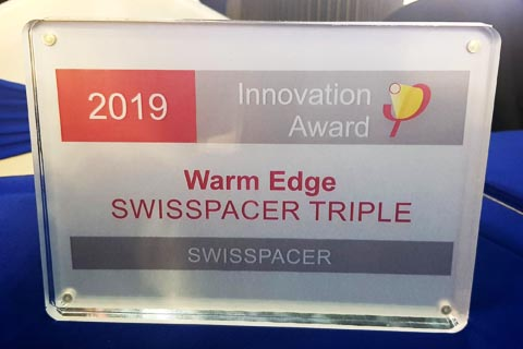 SWISSPACER Innovation Award